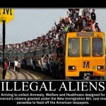 Their lining up at the border! They want amnesty and free stuff!