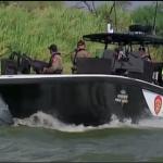 Texas DPS Boat