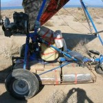 Illicit narcotics discovered near Salton Sea, strapped to ultralight