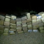 No sign of suspected smugglers in $7.2 million drug bust