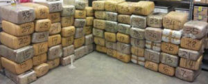 Border Patrol seizes 1,881 pounds of marijuana