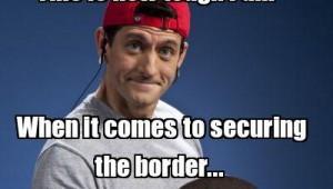 Paul Ryan Border Security