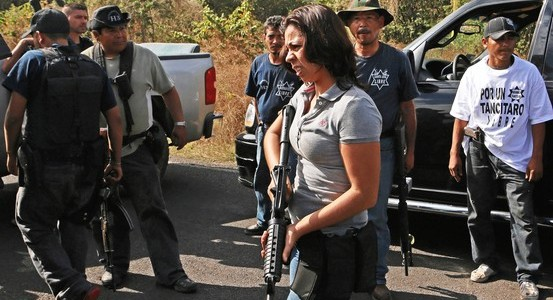 Mexico-Self-Defense